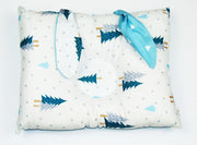 Baby Blue Pillow