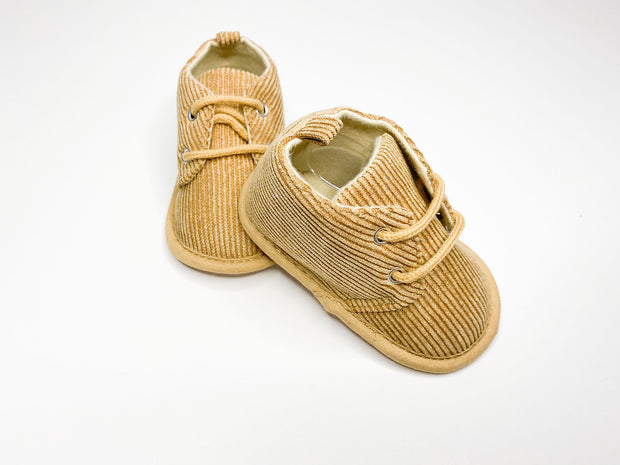 Mustard Baby Shoes