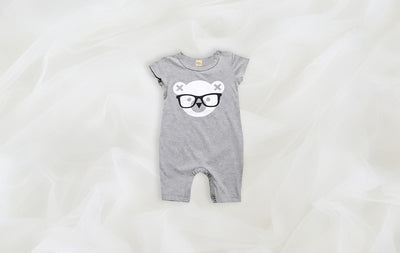 Eva 100% cotton Baby Romper