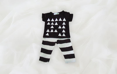 Blake Baby Shirt and Pants Set