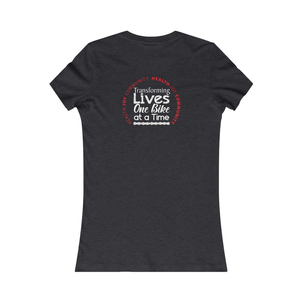 Trek Bicycle Stores Women's Tri-Blend Tee | TEAM CLOTHING
