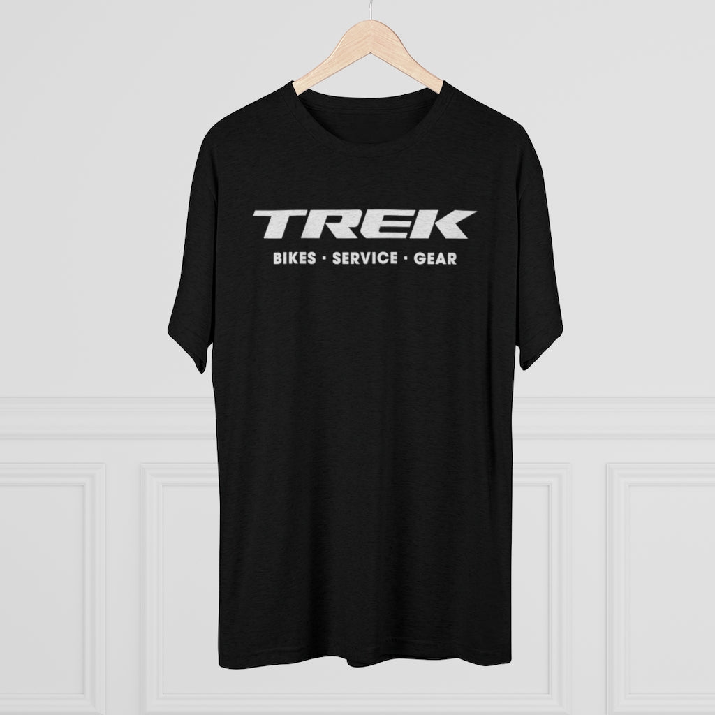 Trek Bicycle Stores Men's Tri-Blend Tee | TEAM CLOTHING
