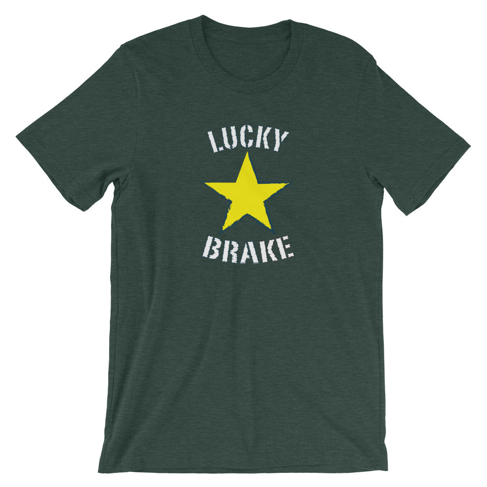 LUCKY BRAKE - Men's - Short-Sleeve T-Shirt