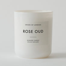 Load image into Gallery viewer, Rose Oud - White Candle