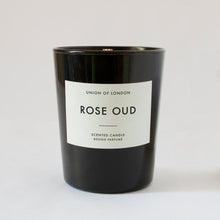 Load image into Gallery viewer, Rose Oud - Black Candle
