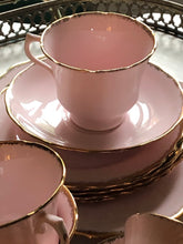 Load image into Gallery viewer, Shell Pink Tea Service