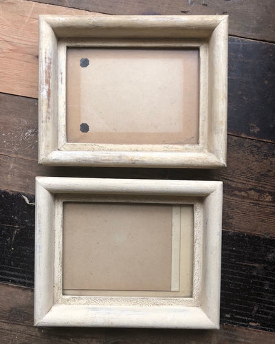Pair French Frames