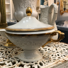 Load image into Gallery viewer, Gilded LIdded Tureen