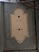 Load image into Gallery viewer, Carved wooden door finger plates