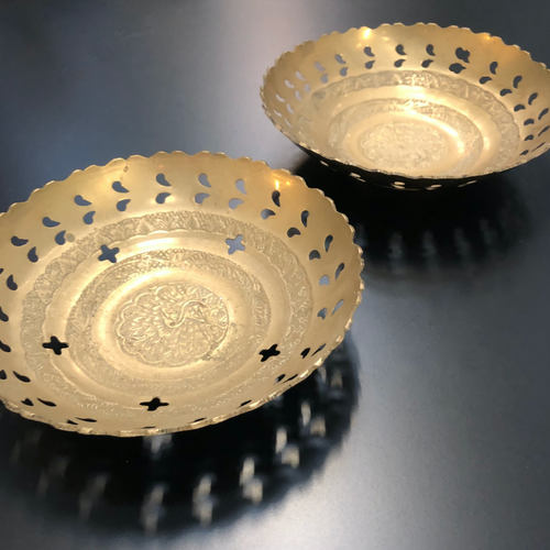 Brass Dishes