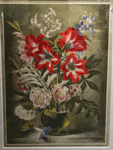 Load image into Gallery viewer, Striped Lily Lithograph