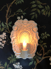 Load image into Gallery viewer, Creamware Candle Sconce