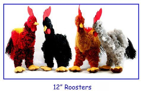 Marionette | Rooster Assortment