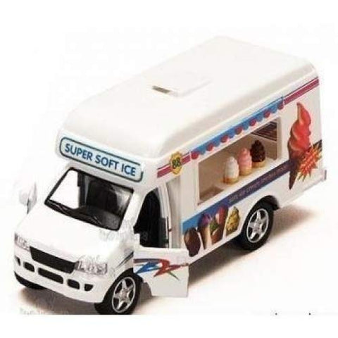 Diecast | Ice Cream Truck 5""