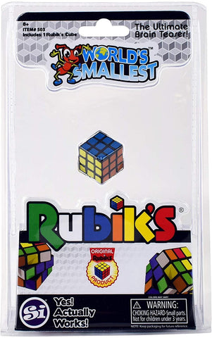 World's Smallest | Rubik's Cube