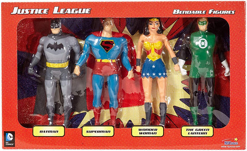 Retro | Figurines | Box Set | Justice League