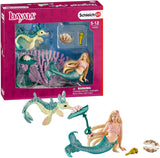 Bayala | Michelle Mermaid with Seahorse 5-piece Playset
