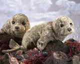 Folkmanis Harbor Seal Puppet
