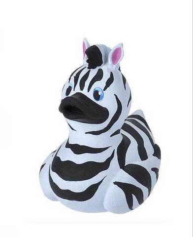 Rubber Duck | Zebra