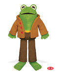 Classic | Frog & Toad | Frog Plush 12 Inches