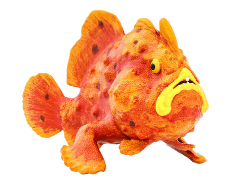Incredible Creatures | Frogfish