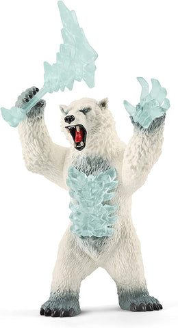 Eldrador | Ice | Blizzard Bear with Weapon