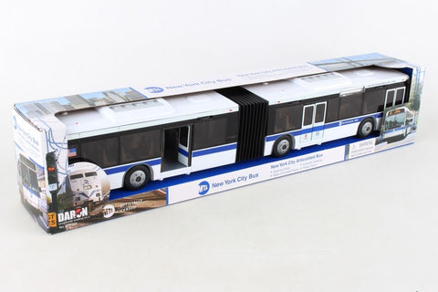 Diecast | MTA New York City Bus |  16 Inches