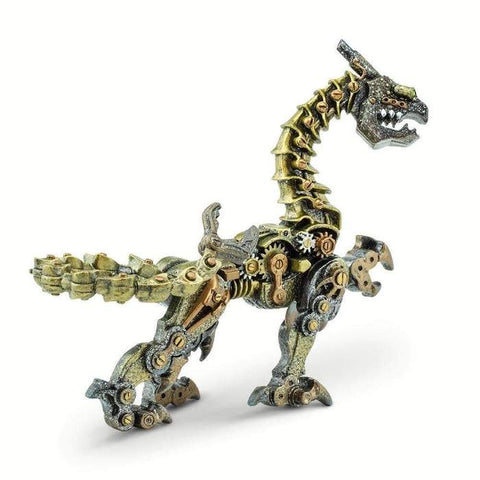 Fantasy | Dragon | Steampunk Dragon