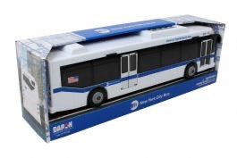 Diecast | MTA New York City Bus | 11 inch