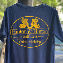 Load image into Gallery viewer, Hinton & Hinton Cotton Logo Tee