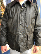 Load image into Gallery viewer, Bedale Waxed Barbour Jacket