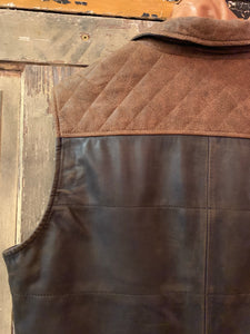 Reders Leather Vest