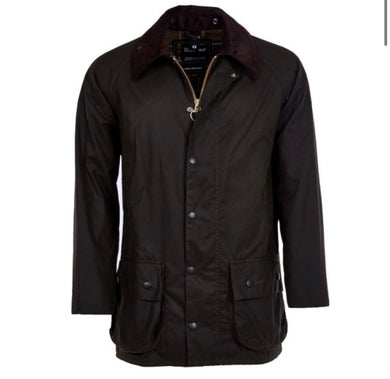 Beaufort Barbour Waxed Jacket