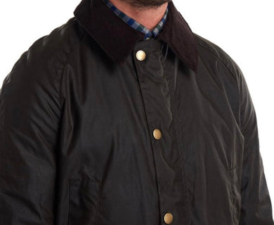 Ashby Barbour Waxed Jacket