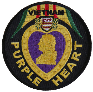Vietnam Purple Heart Patch