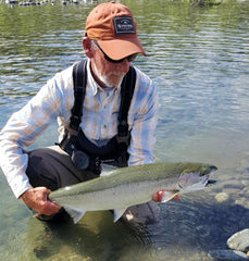 Skykomish River Summer Steelhead