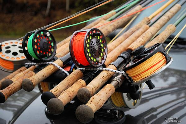 Spey Rod Arsenal