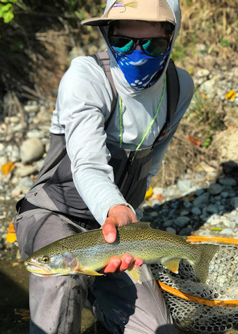 Skykomish River Sea-Run Cutthroat Trout