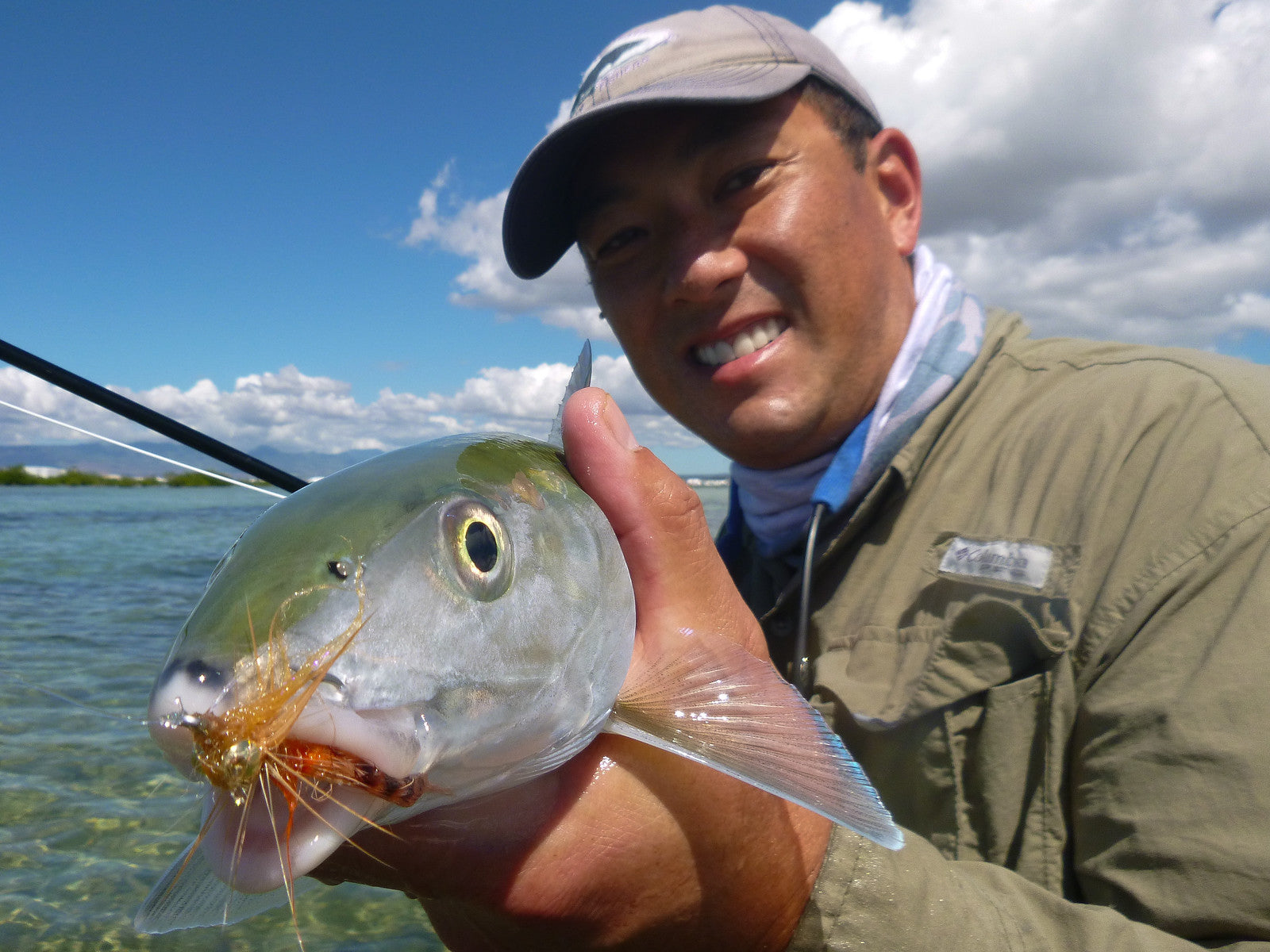 Hawaii Bonefish Fly Fishing
