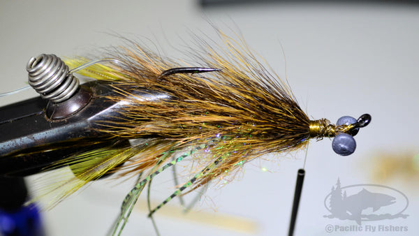 Step 15:  Bennett's Mega Craw Crayfish Bass Fly
