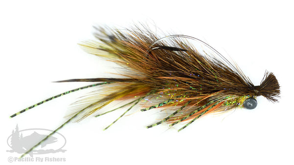 Michael Bennett's Mega Craw Crayfish Bass Fly