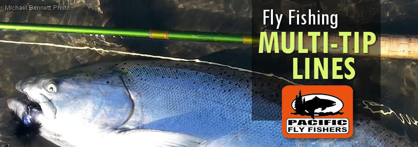multi tip fly fishing lines