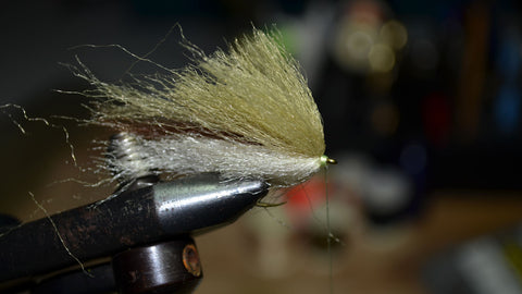 Fathead Minnow fly for Pass Lake - Step 7