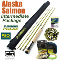 Alaska Salmon - Intermediate Rod & Reel Outfit