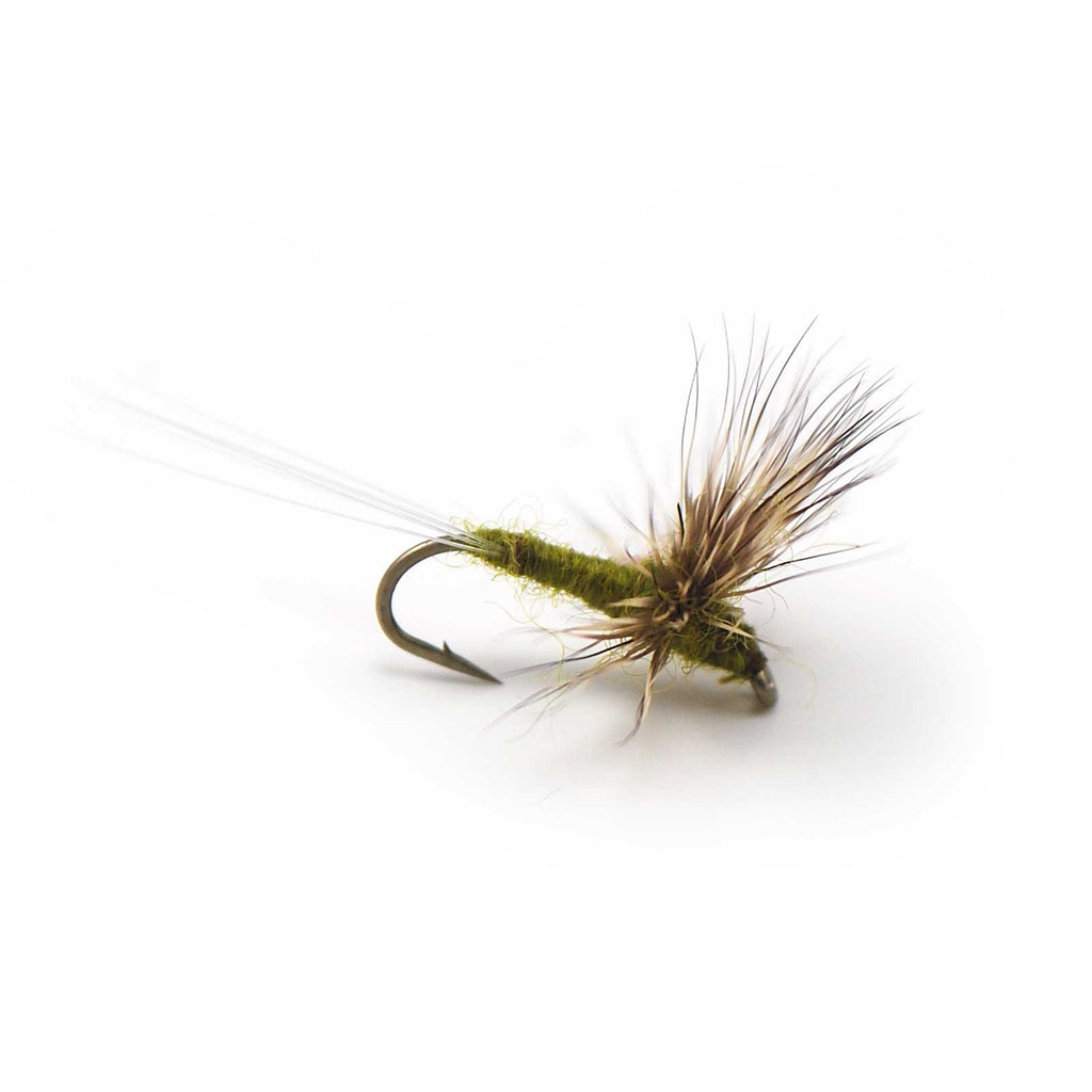 Comparadun - BWO - Pacific Fly Fishers