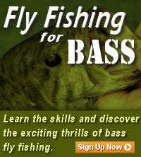 Fly Fishing for Bass Classes