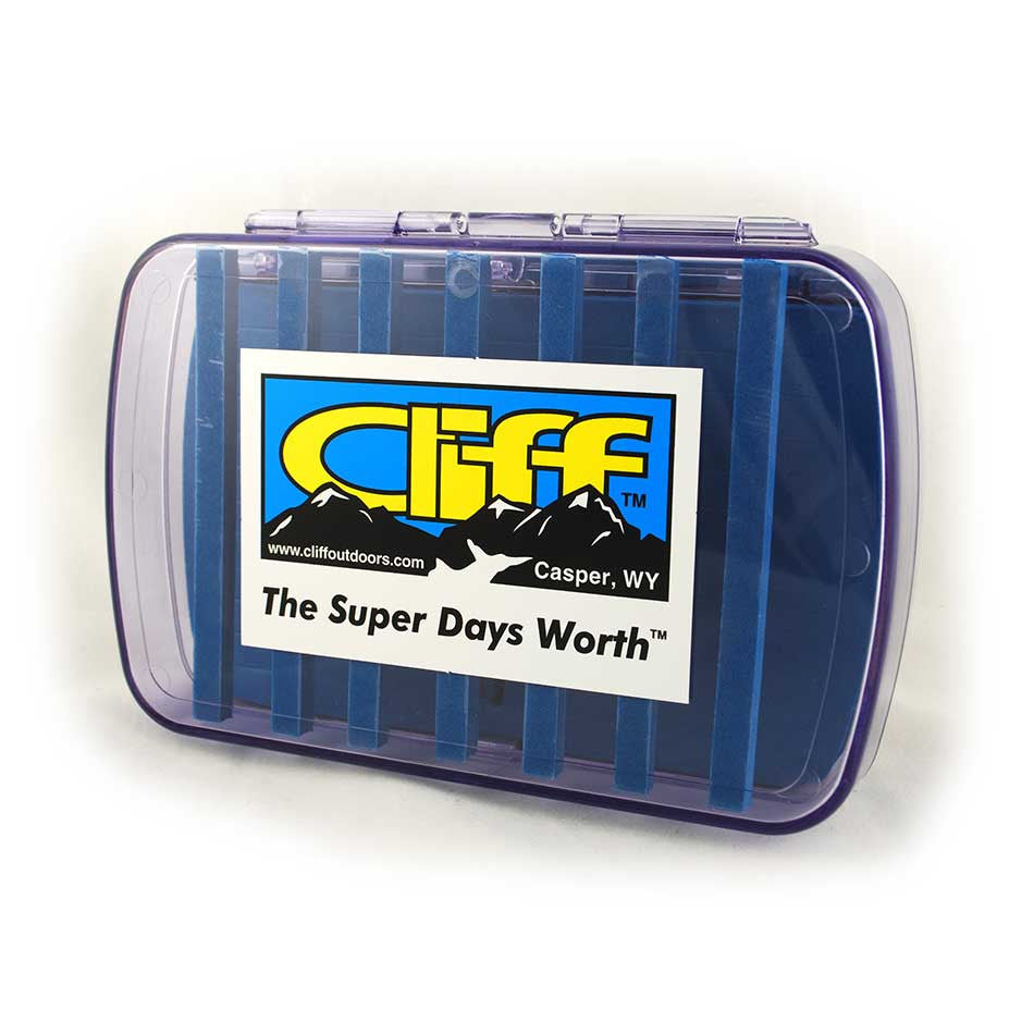 Cliff's The Super Days Worth - Pacific Fly Fishers