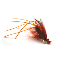 Crazy Dad - Pumpkin - Pacific Fly Fishers
