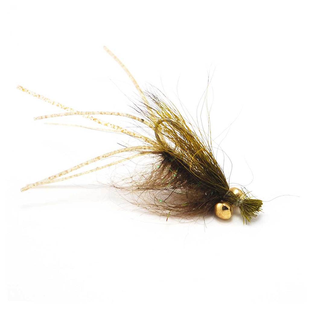 Crazy Dad - Olive - Pacific Fly Fishers