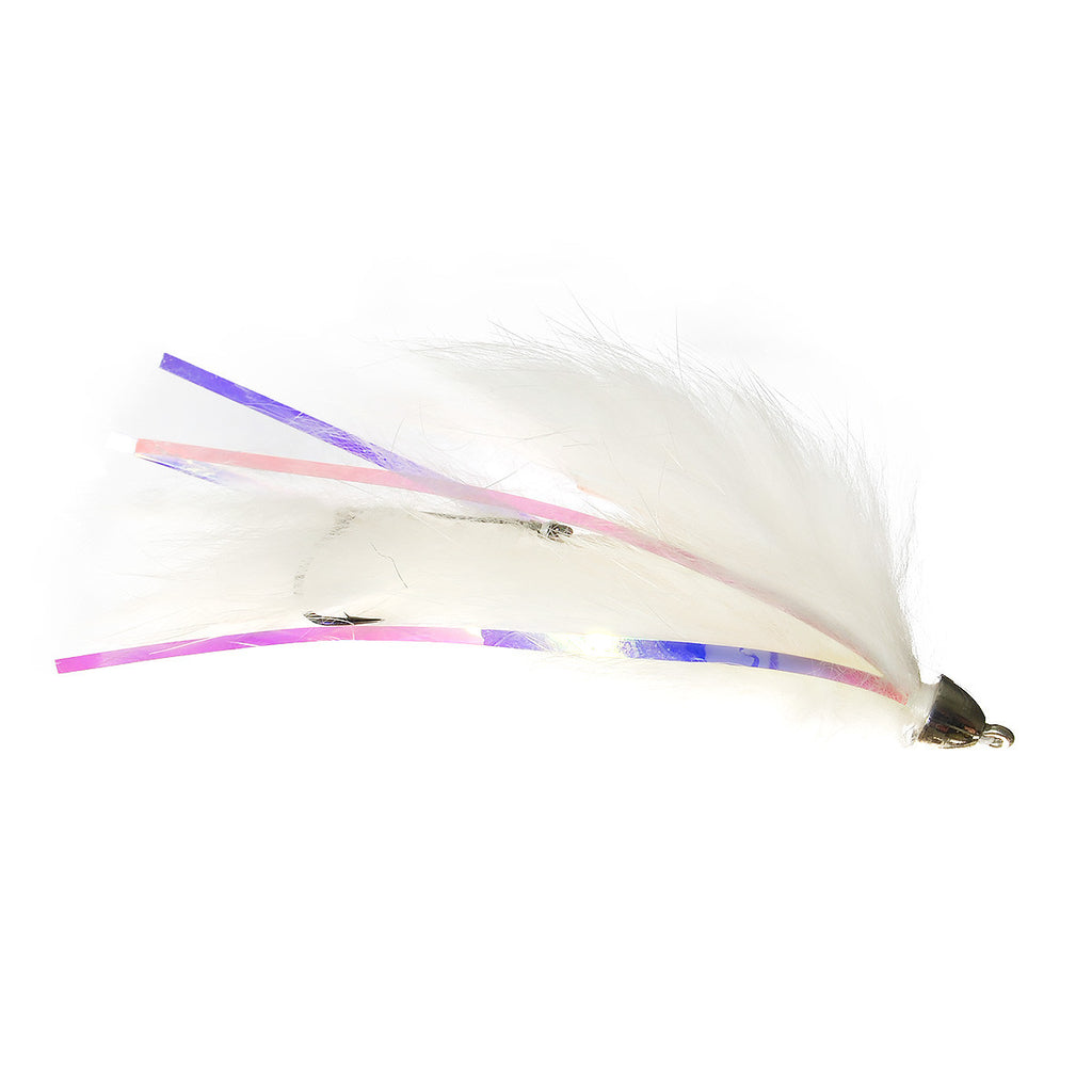 Dolly Llama - White - Pacific Fly Fishers